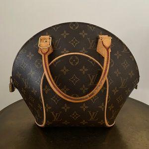 """Louis Vuitton Ellipse """"Bowling"""" Bag, Original"""